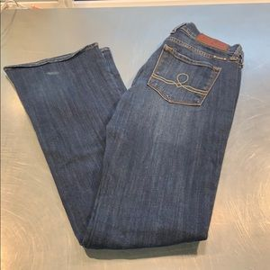 Luck Brand denim jeans